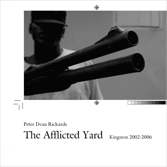 template The Afflicted Yard: Photographs 2002 2006.